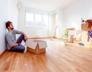 Vai morar sozinho pela primeira vez?